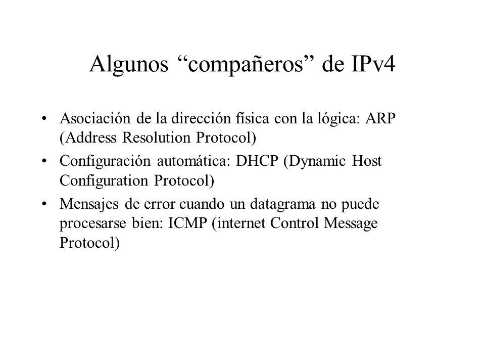 CIDR: Classless InterDomain Routing Atiende dos problemas de escalamiento de IPv4 –El crecimiento de las tablas de enrutamiento en el backbone de Inte