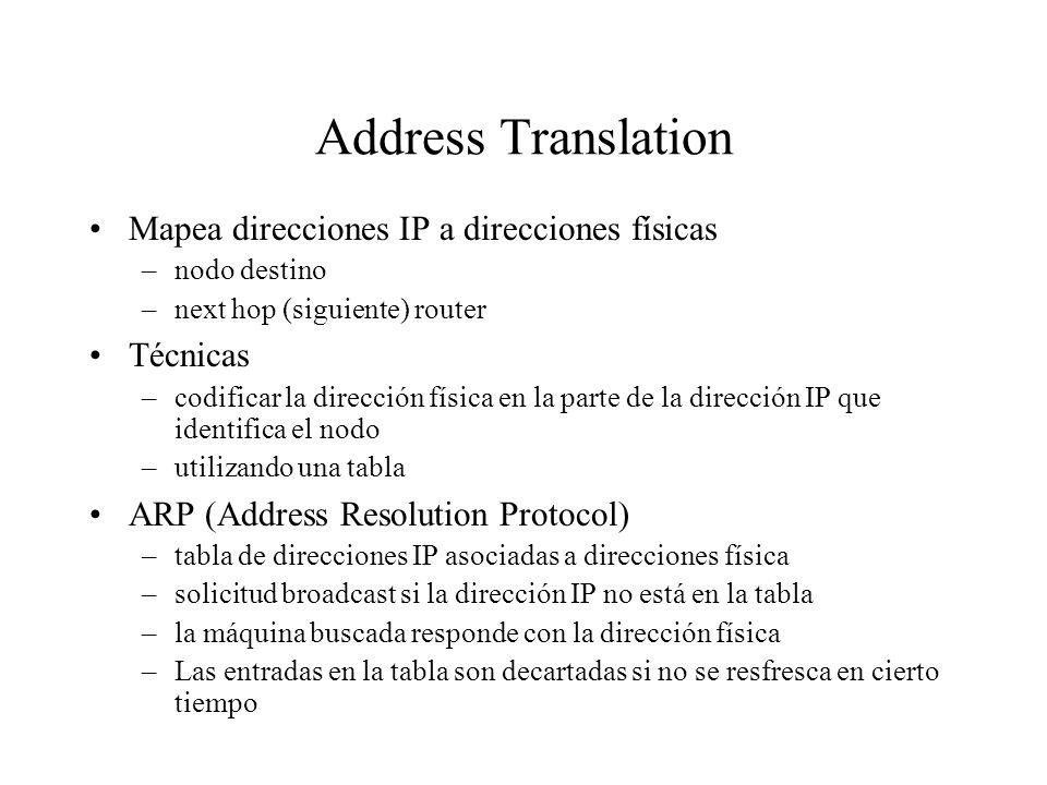 Algunos compañeros de IPv4 Asociación de la dirección física con la lógica: ARP (Address Resolution Protocol) Configuración automática: DHCP (Dynamic