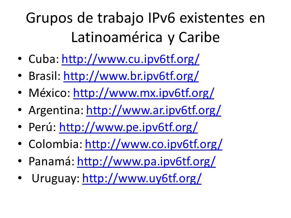 ¿Qué significa adoptar IPv6 para un ISP? Soporte IPv6 en el core de la red Soporte IPv6 en los datacenters Mecanismos de transición disponibles para l