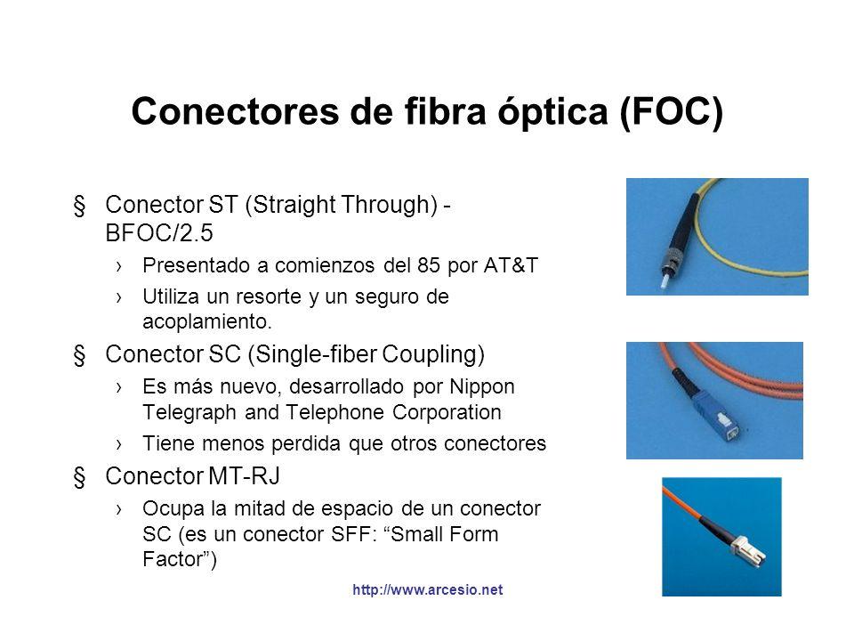 Cables de fibra óptica http://www.arcesio.net Cable aéreo (de 12 a 96 hilos): Cable para exteriores (outdoor), ideal para aplicaciones de CATV. 1. Ala