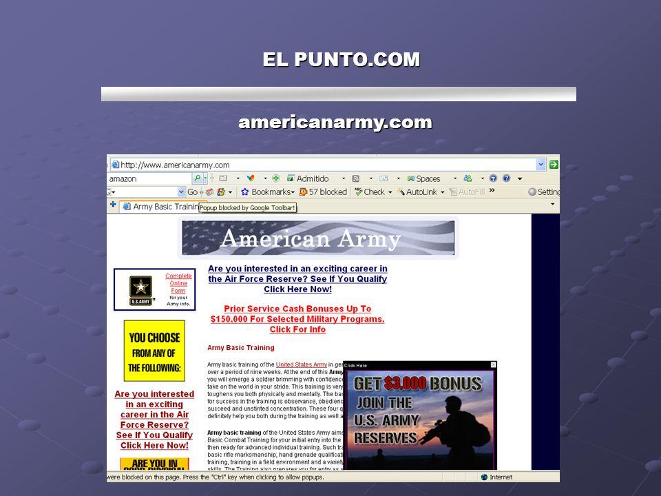 americanarmy.com
