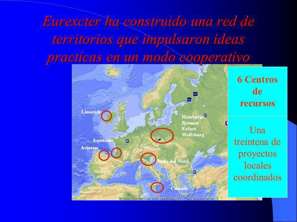 Una respuesta estratégica de los partenarios sociales europeos por el empleo, el desarrollo local y la cohesión social en Europa en la víspera de su a
