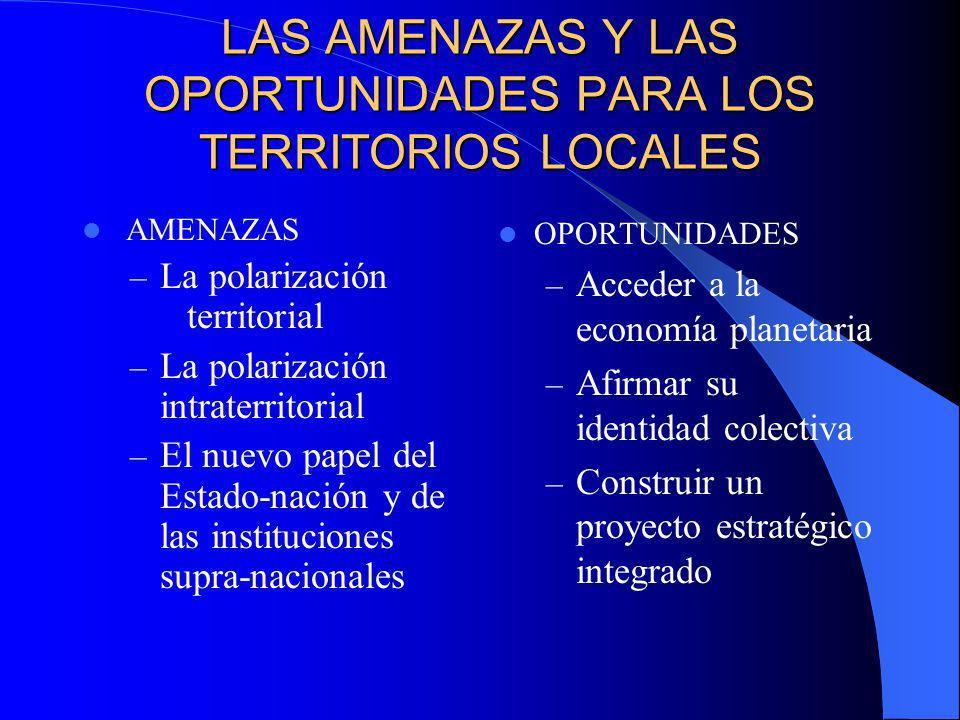 EL CAPITALISMO AVANZADO Y LA DISTENSIÓN DEL NUEVO ORDEN MUNDIAL Las megatendencias – globalización – debilitamiento del Estado-nación – la multiplicac