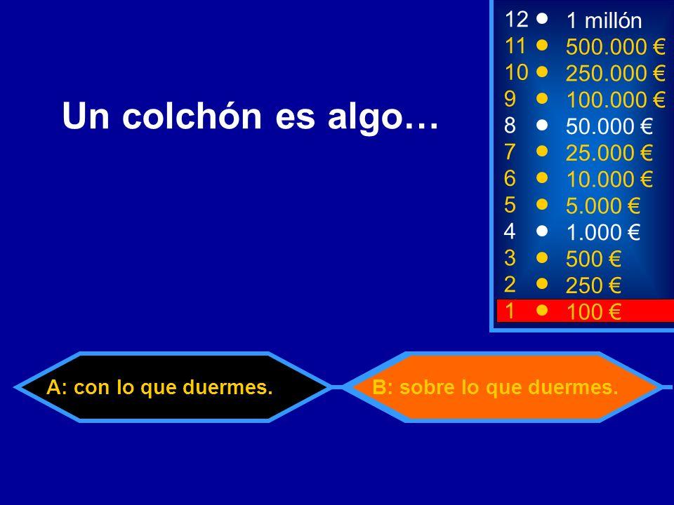 A: De mandarina C: De ovejasD: De estrellas B: De merluza 2 250 8 7 6 5 50.000 25.000 10.000 5.000 12 11 10 9 1 millón 500.000 250.000 100.000 ¿De qué puede ser un gajo.