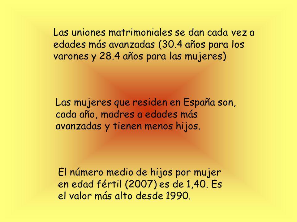 FAMILIA TRADICIONAL La familia tradicional española está compuesta por menos miembros. Los hogares más frecuentes son los compuestos por una pareja si