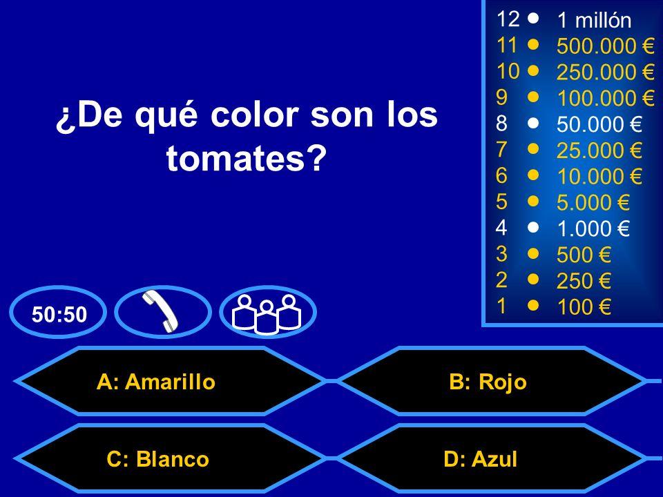 A: En Segovia.C: En Zaragoza.D: En Cádiz. B: En Madrid.