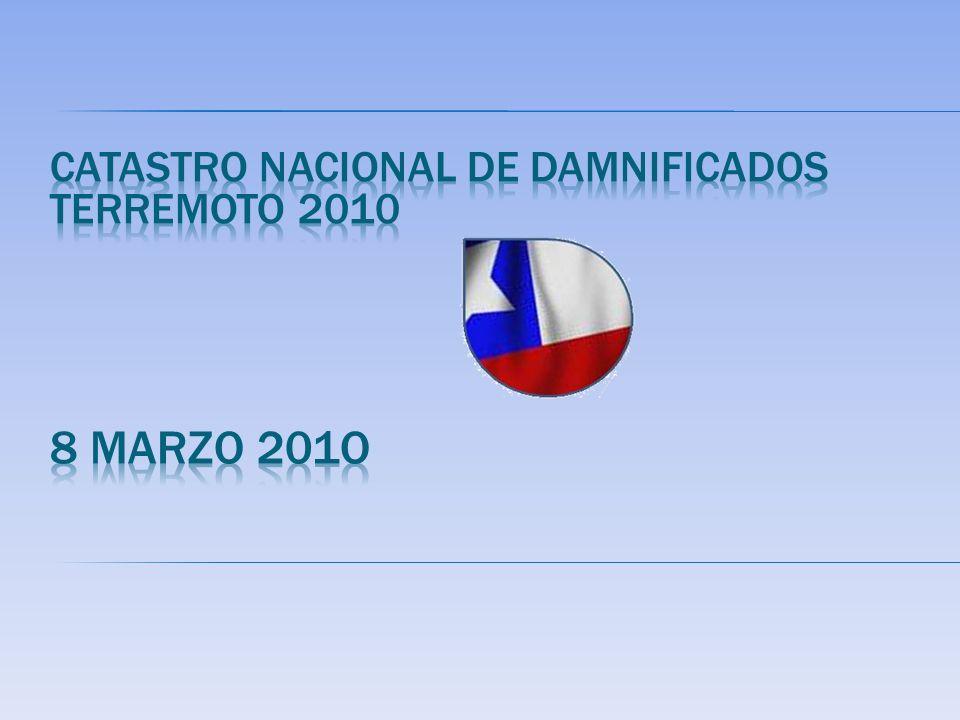 De acuerdo al catastro hay necesidad urgente de soluciones habitacionales para 315.000 mil personas = 62.000 familias Un Techo para Chile construira 30.000 Mediaguas.