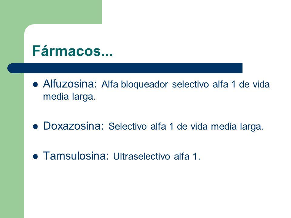 Agonistas LH-FSH.(Nafarelín, goserelina, leuprolide, buserelina).
