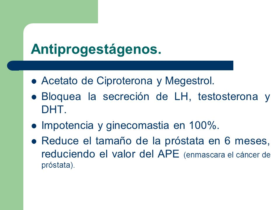 Inhibidores de la Aromatasa.Testolactona y Atamestane.