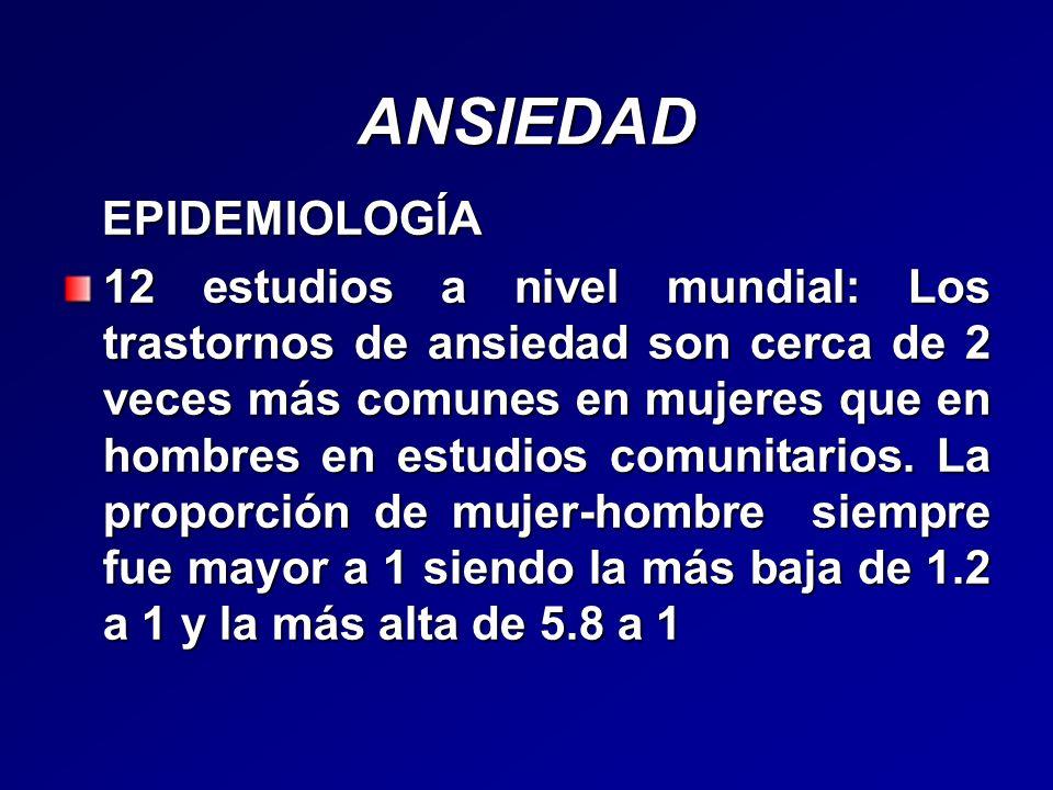 ANSIEDAD TRATAMIENTO ANSIEDAD TRATAMIENTO Aspectos generales (cont) Aspectos generales (cont) Elegir un tratamiento de sostén.