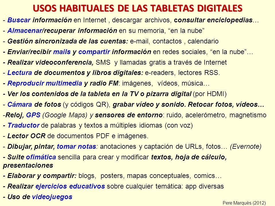 El portal de las tabletas digitales La praxis del currículum bimodal ¿Qué es el currículum bimodal.