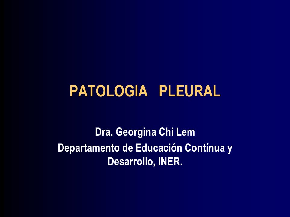 Neoplasias asociadas a DP Ca de pulmón, Ca de mama, Ca de ovario, Ca gastrico y mesotelioma.
