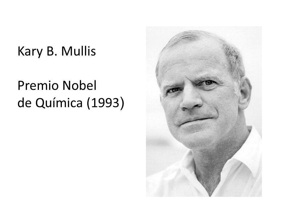1979 Cetus Corporation Síntesis de oligonucleótidos 1973 PhD UC Berkeley Doctorado en Bioquímica 1983 Responsable laboratorio síntesis DNA (Cetus) Invención del PCR Los años previos…