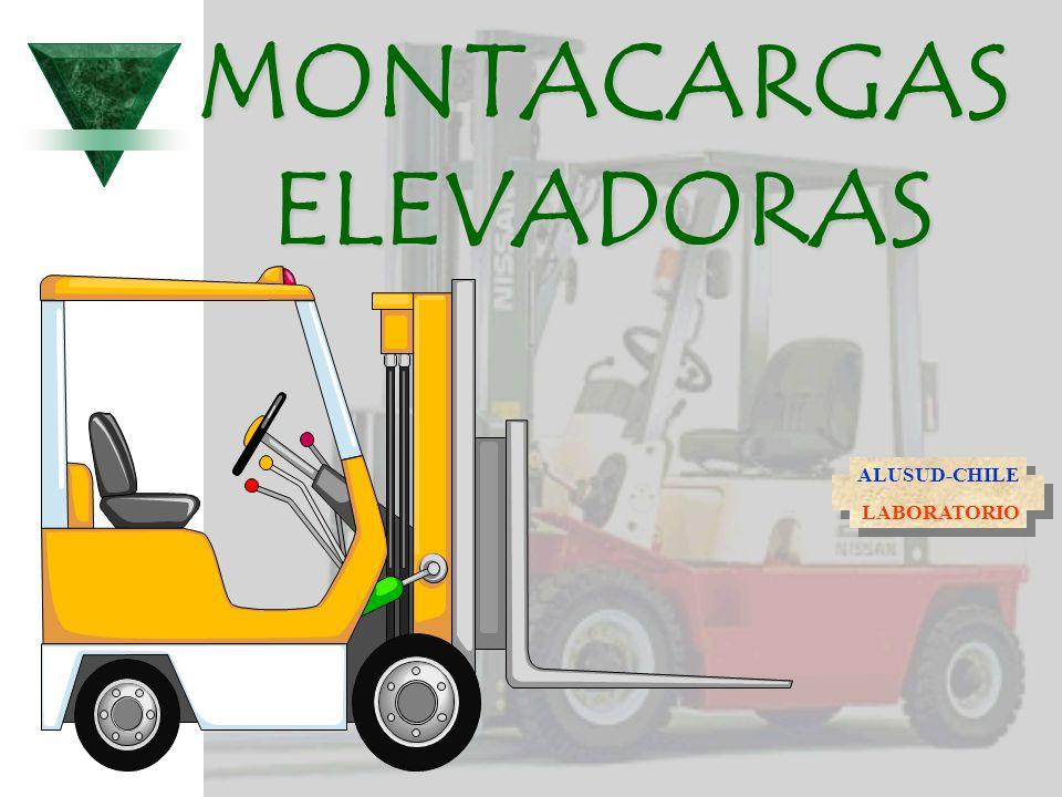 ALUSUD-CHILE LABORATORIO ALUSUD-CHILE LABORATORIO MONTACARGAS ELEVADORAS