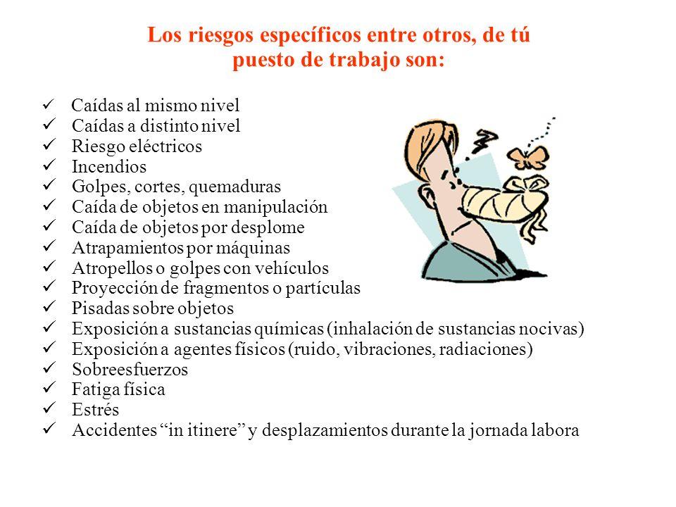 PROTECCIÓN PERSONAL GUANTES En cualquier situación de manipulación que puede producir lesiones en las manos.