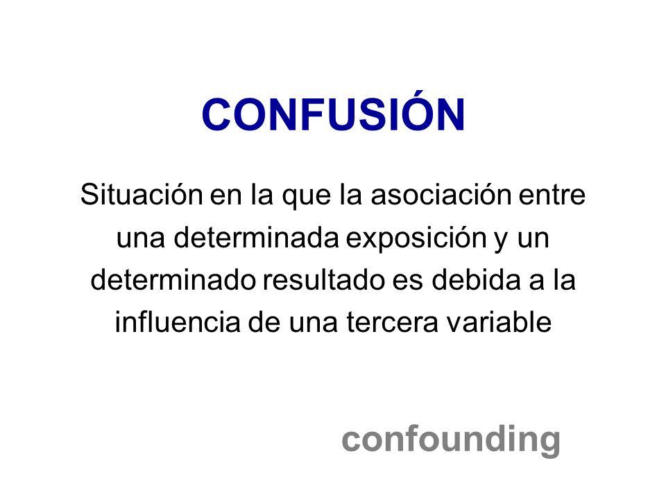 X NO es un confusor......