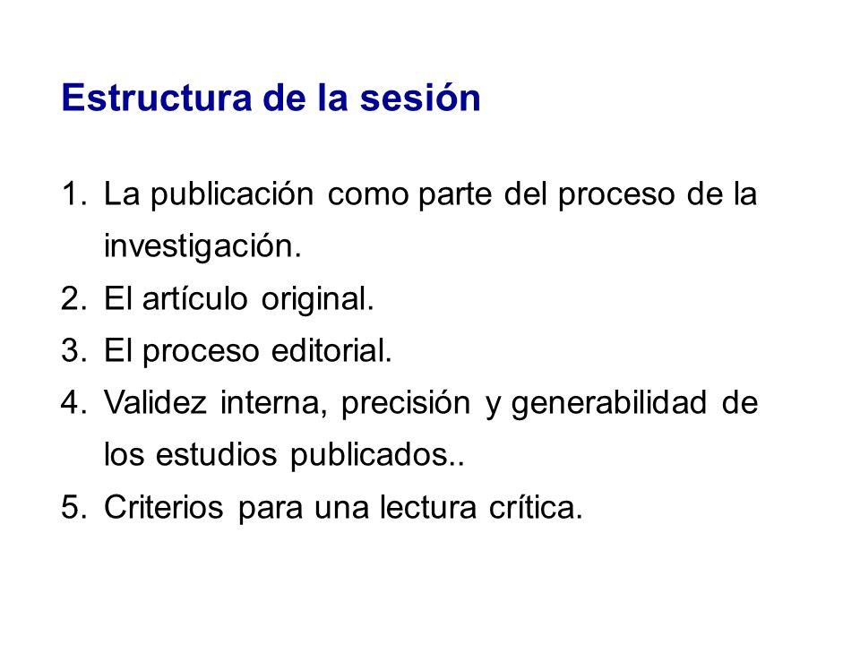 Materiales para el aprendizaje 0.(Diapositivas de la lección) 1.Lectura recomendada Artículo Aula Global 2.Lecturas complementarias Libro MBE Documento Aula Global 3.Seminarios nº 5, 6, 7 y 8