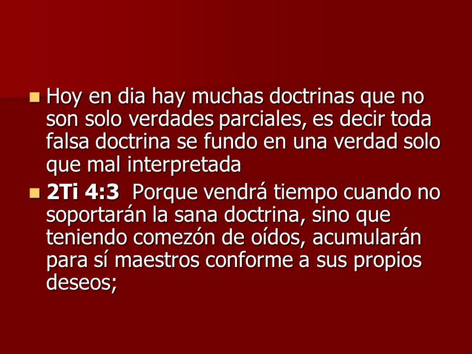 2.Introduccion a.Que es Doctrina. Es la ensenanza que se da para instruccion de alguien.