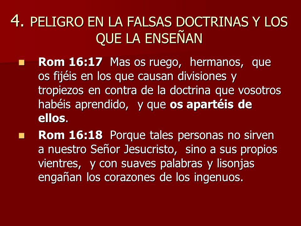 1Ti 6:3 Si alguno enseña otra cosa, y no se conforma a las sanas palabras de nuestro Señor Jesucristo, y a la doctrina que es conforme a la piedad, 1Ti 6:3 Si alguno enseña otra cosa, y no se conforma a las sanas palabras de nuestro Señor Jesucristo, y a la doctrina que es conforme a la piedad, 1Ti 6:4 está envanecido, nada sabe, y delira acerca de cuestiones y contiendas de palabras, de las cuales nacen envidias, pleitos, blasfemias, malas sospechas, 1Ti 6:4 está envanecido, nada sabe, y delira acerca de cuestiones y contiendas de palabras, de las cuales nacen envidias, pleitos, blasfemias, malas sospechas, 1Ti 6:5 disputas necias de hombres corruptos de entendimiento y privados de la verdad, que toman la piedad como fuente de ganancia; apártate de los tales.