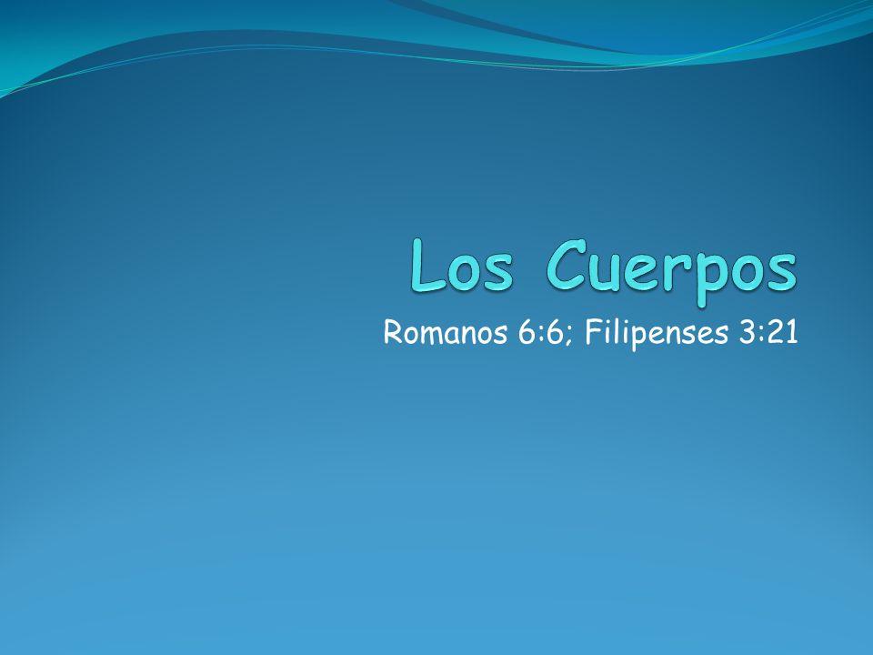 Romanos 6:6; Filipenses 3:21