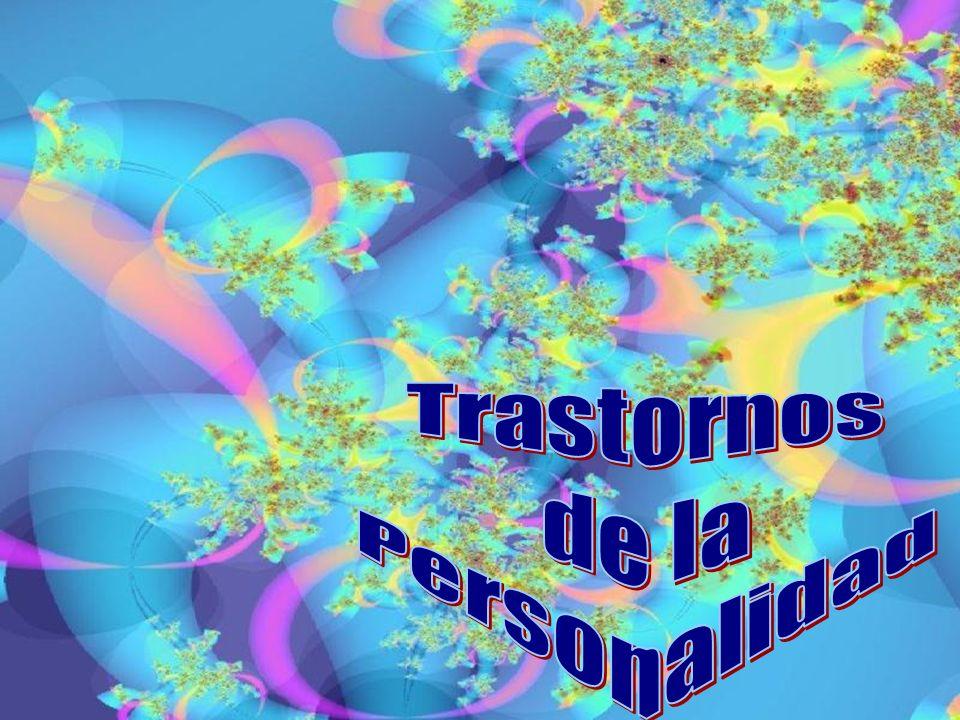 TRASTORNOS DE LA PERSONALIDAD DEL GRUPO B.3. Trastorno histriónico de la personalidad.