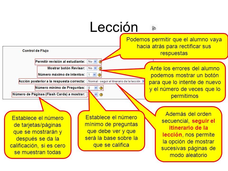 Ejemplo de una estructura de lección Este es un ejemplo de la secuenciación de una lección, parte de una ramificación inicial, esquema de la lección, y nos lleva a cada sección de contenido….