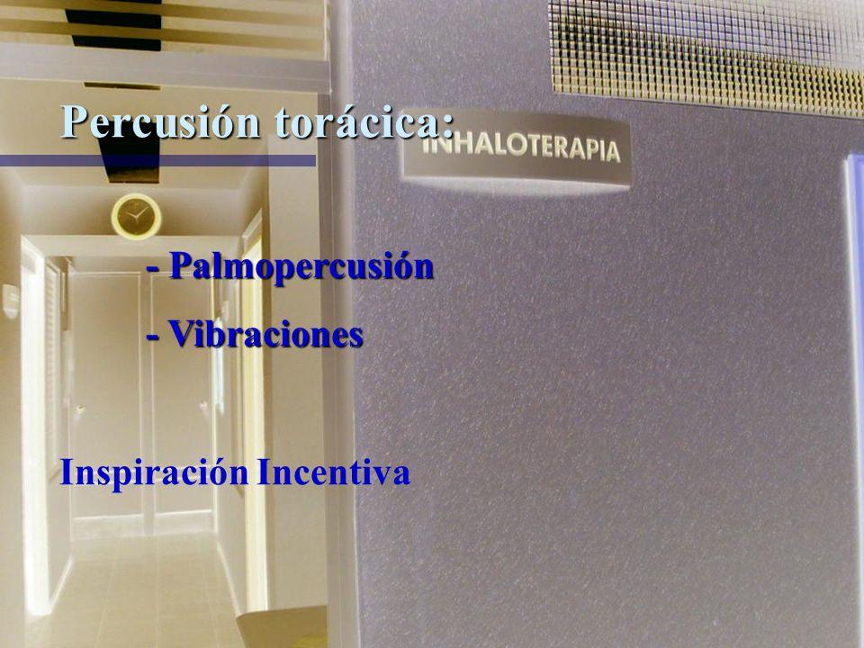 El paciente adopta una posición de cabeza abajo en la que la fuerza de la gravedad ayudada por la actividad natural de los cilios de los bronquios de
