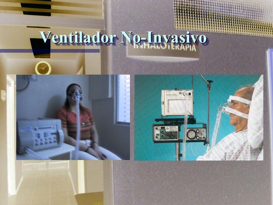 Indicaciones para Ventilación mecánica: - frec. Resp. >35x - C.V.<15 ml/Kg - F.I.M.<-25 cmH2O - PaO2<50 mmHg - PaCO2>50 mmHg