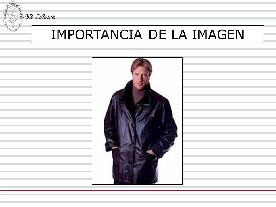 IMPORTANCIA DE LA IMAGEN