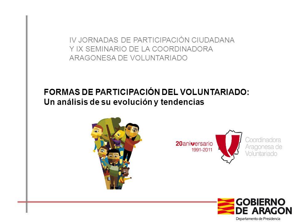 El voluntariado en la gestión aparece como oportunidad para ampliar las expectativas de participación de los voluntarios dentro de la entidad, y hacer partícipes a estos en determinados asuntos que pueden en cierto modo, aumentar la democracia de nuestras entidades.