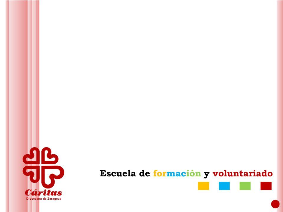 Escuela de formación y voluntariado