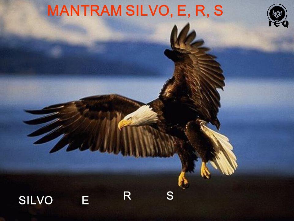 MANTRAM SILVO, E, R, S SILVO E RS