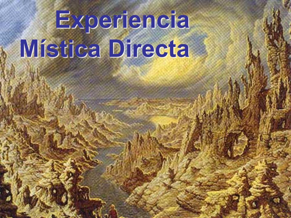 Experiencia Mística Directa