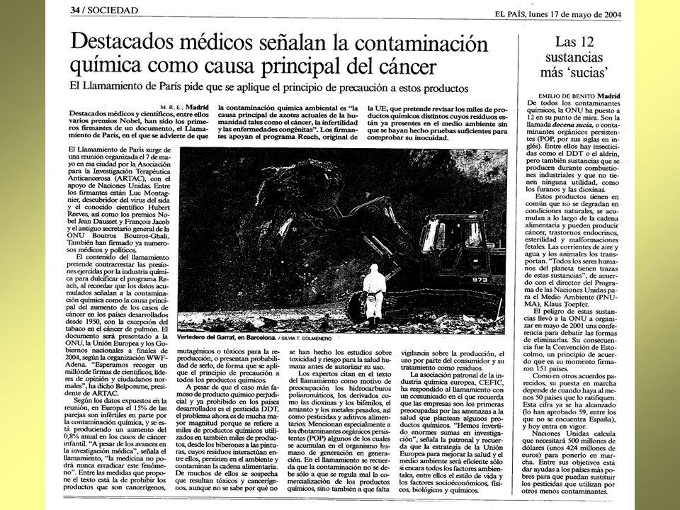 25 Amianto Benceno Tricloroetileno ….