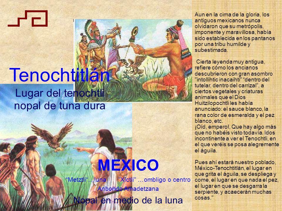 TONATIUH El Calendario Azteca TONATIUH