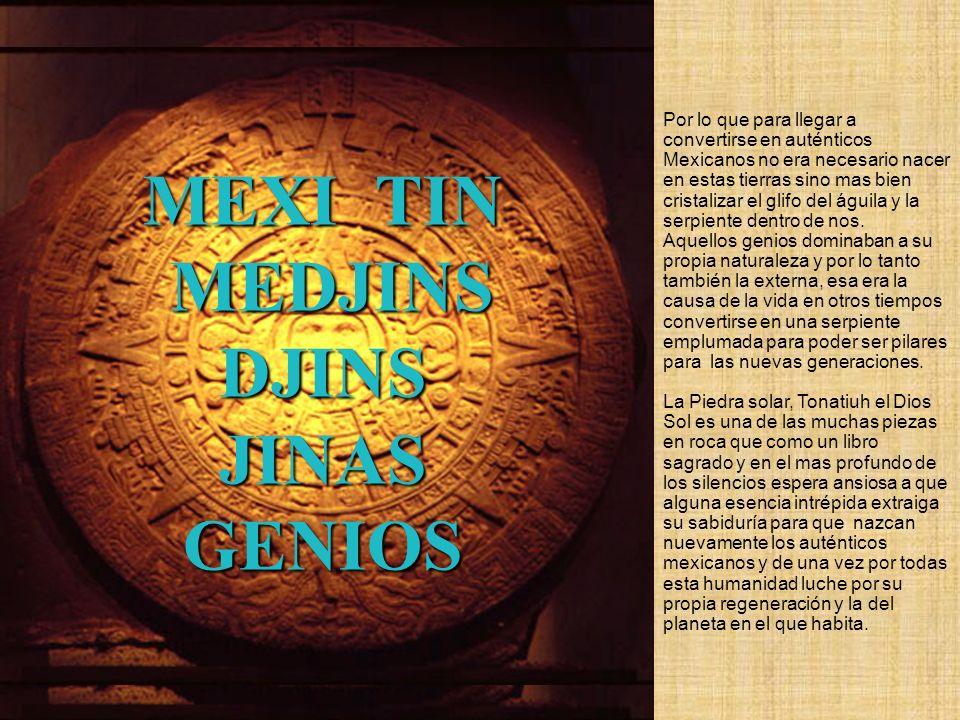 Desde ese tiempo el águila devorando a la serpiente ha sido el emblema del pueblo mexicano. El águila espiritual o mística del ser humano es decir la