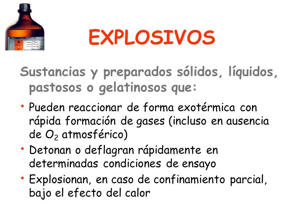 PROPIEDADES TOXICOLÓGICAS CRITERIOS DE CLASIFICACIÓN DE PELIGROSIDAD Anexo VI; RD 363/1995