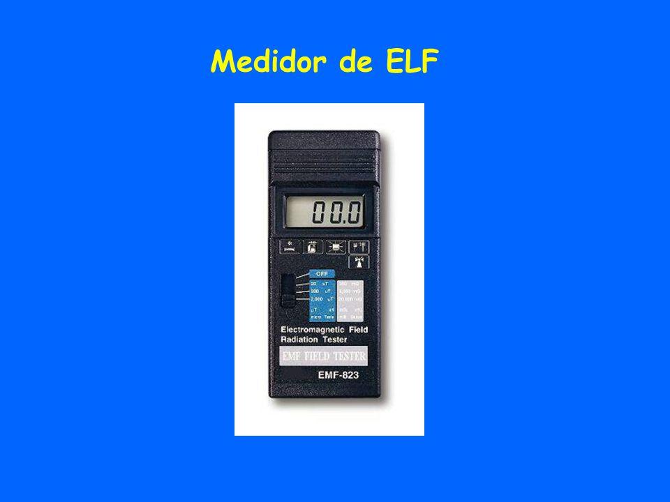 Medidor de ELF