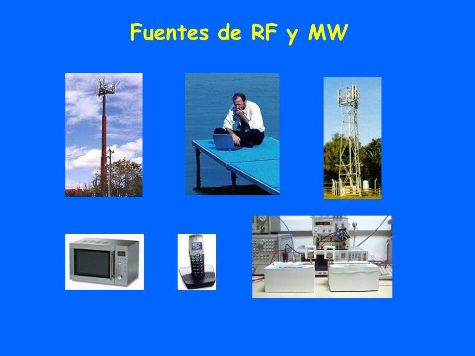 Fuentes de RF y MW