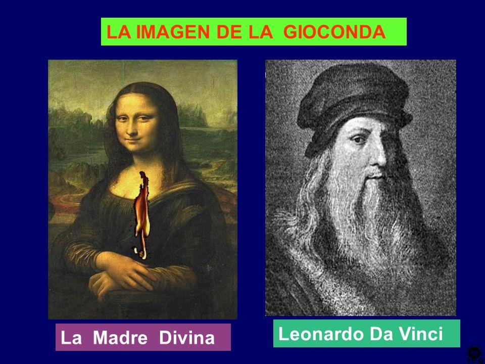 LA IMAGEN DE LA GIOCONDA La Madre Divina Leonardo Da Vinci