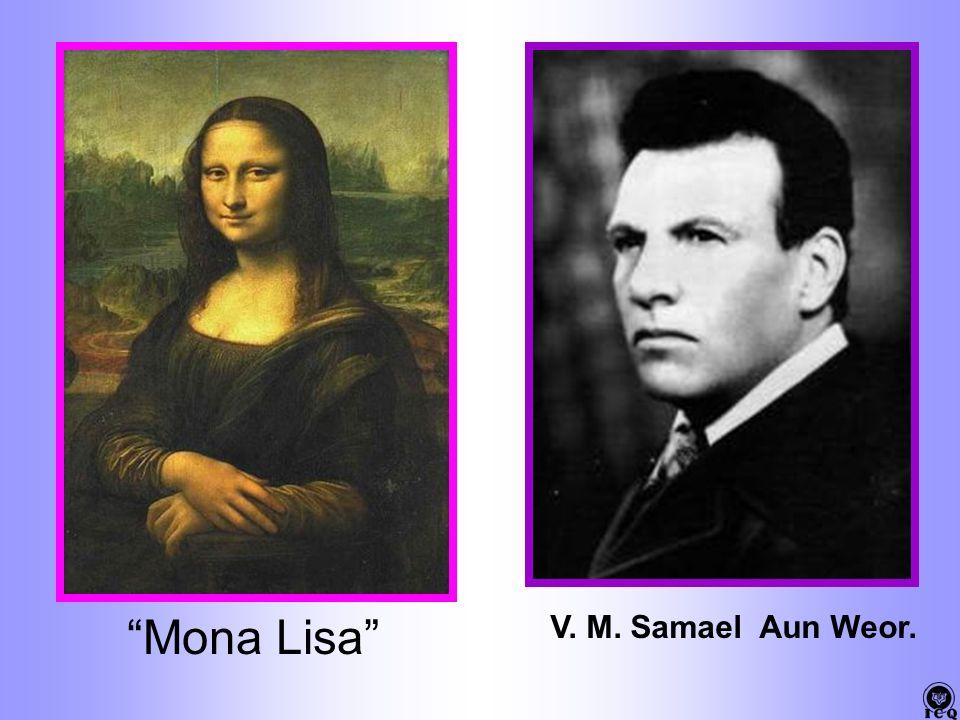 V. M. Samael Aun Weor. Mona Lisa