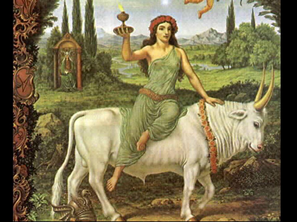 (La Sacerdotisa) Alegoría del Eterno principio femenino, Isis, María, Ram IO, Tonantzin, etc.