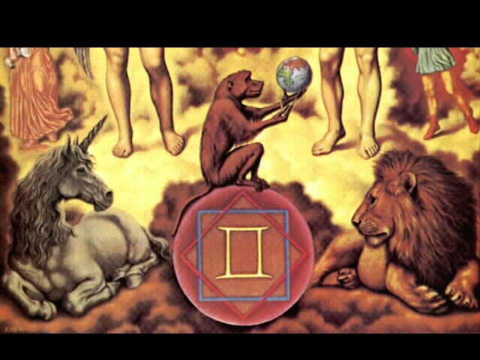 Debemos recordar que el Ser tiene dos almas gemelas (Atman y Budhi) y que el animal intelectual solo tiene encarnada una fracción de alma humana y ést