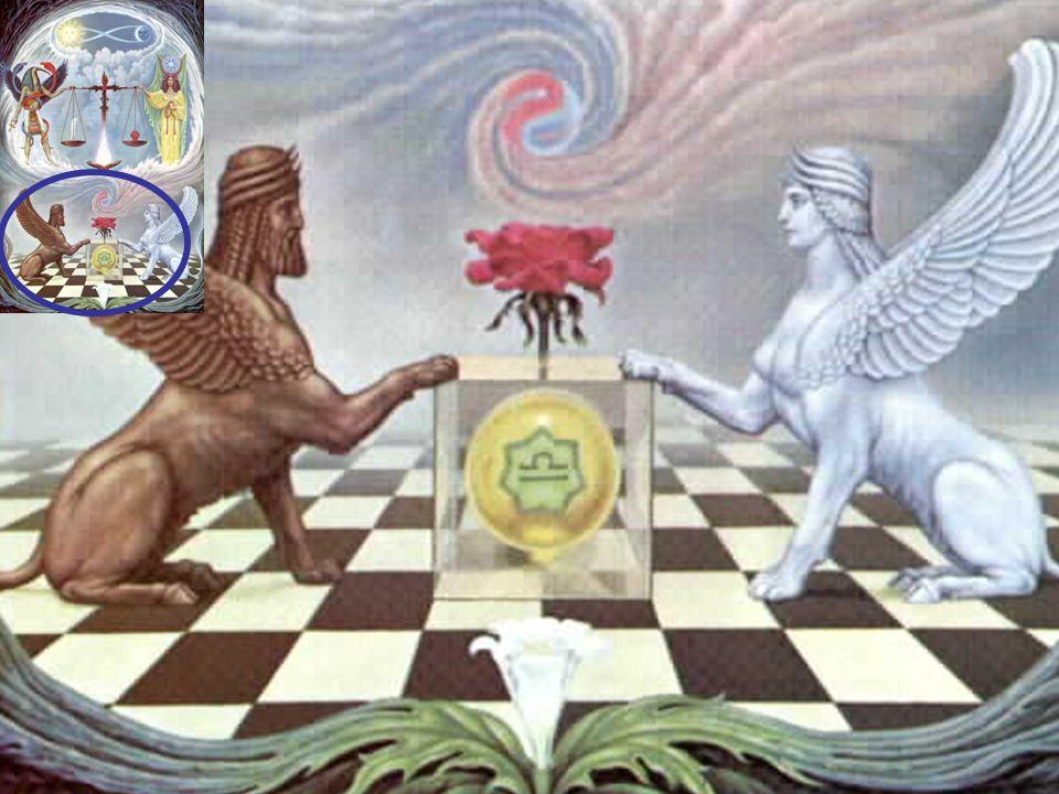 Libra En este hermoso cuadro hallamos el simbolismo egipcio relacionado con la Ley de la balanza o ley de causa y efecto.