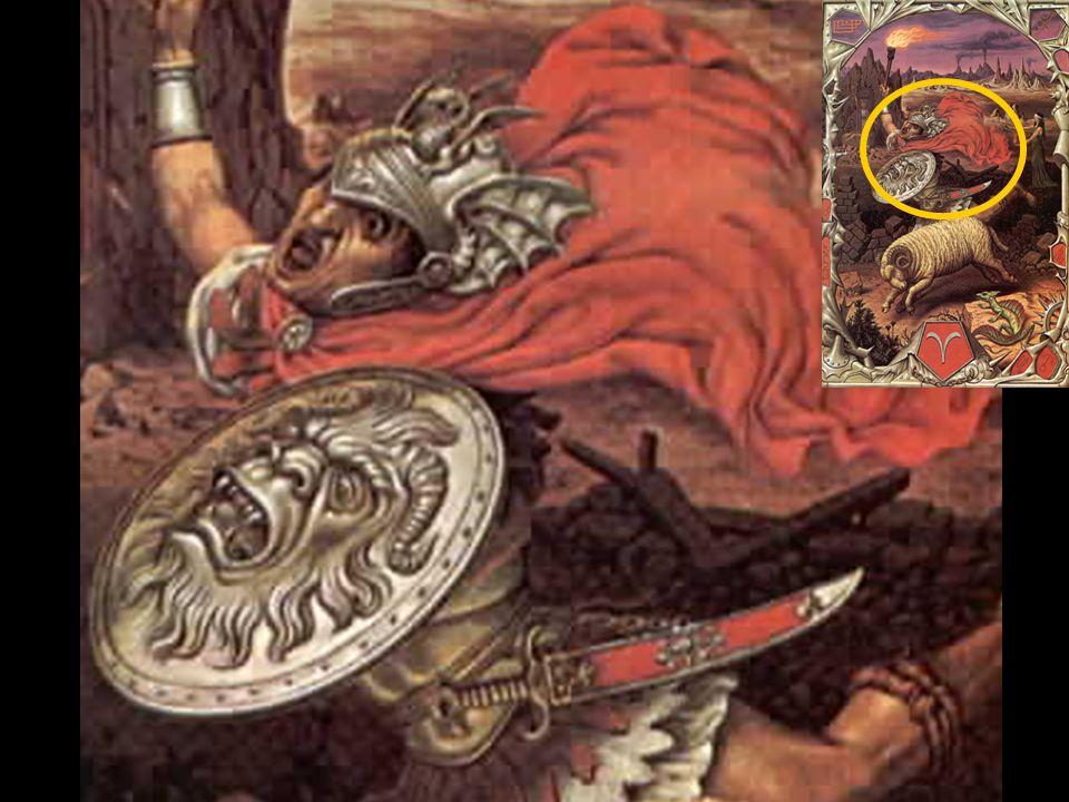 Aries El trabajo con nuestro zodiaco comienza con Aries, en el equinoccio de primavera, época en la que se representa el Drama Cósmico,