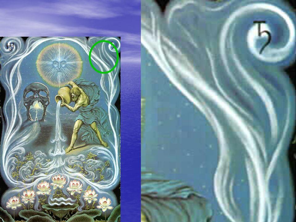 Está regido por los planetas de Urano y Saturno: Urano totalmente revolucionario y Saturno el encargado de auxiliarnos en la lucha contra los defectos