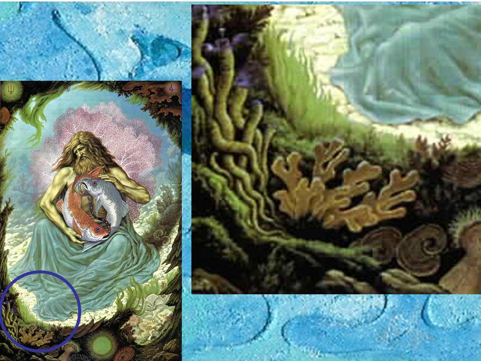 Piscis El símbolo de los dos peces enlazados por el Ser tienen un profundo significado gnóstico, alquimista y cabalista.