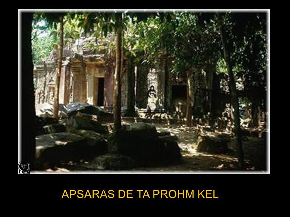 APSARAS DE TA PROHM KEL