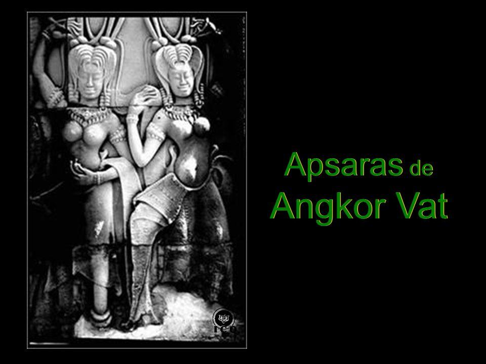 Apsaras de Angkor Vat