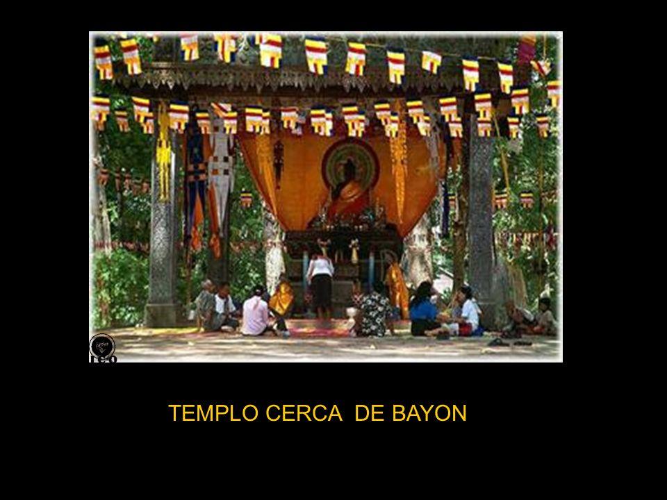 TEMPLO CERCA DE BAYON